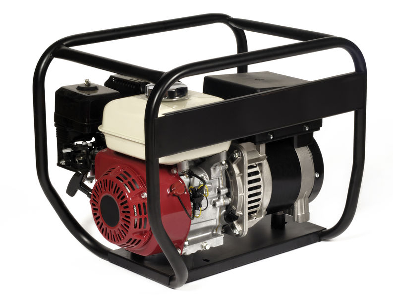 60792730 - portable power generator (gasoline)